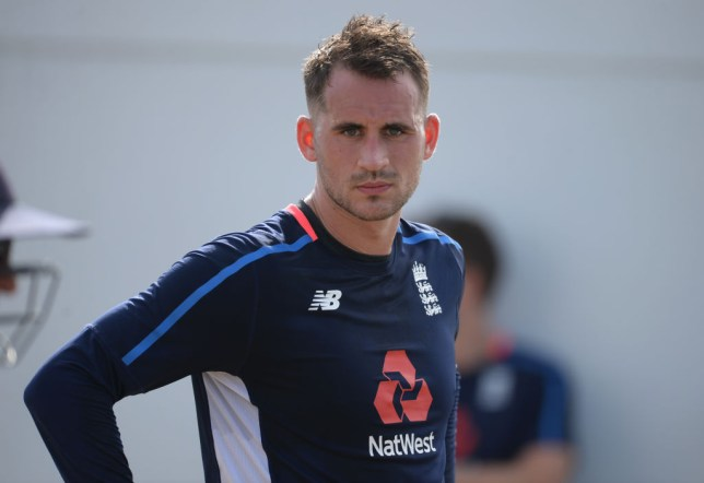 Alex Hales has been removed from England's World Cup squad