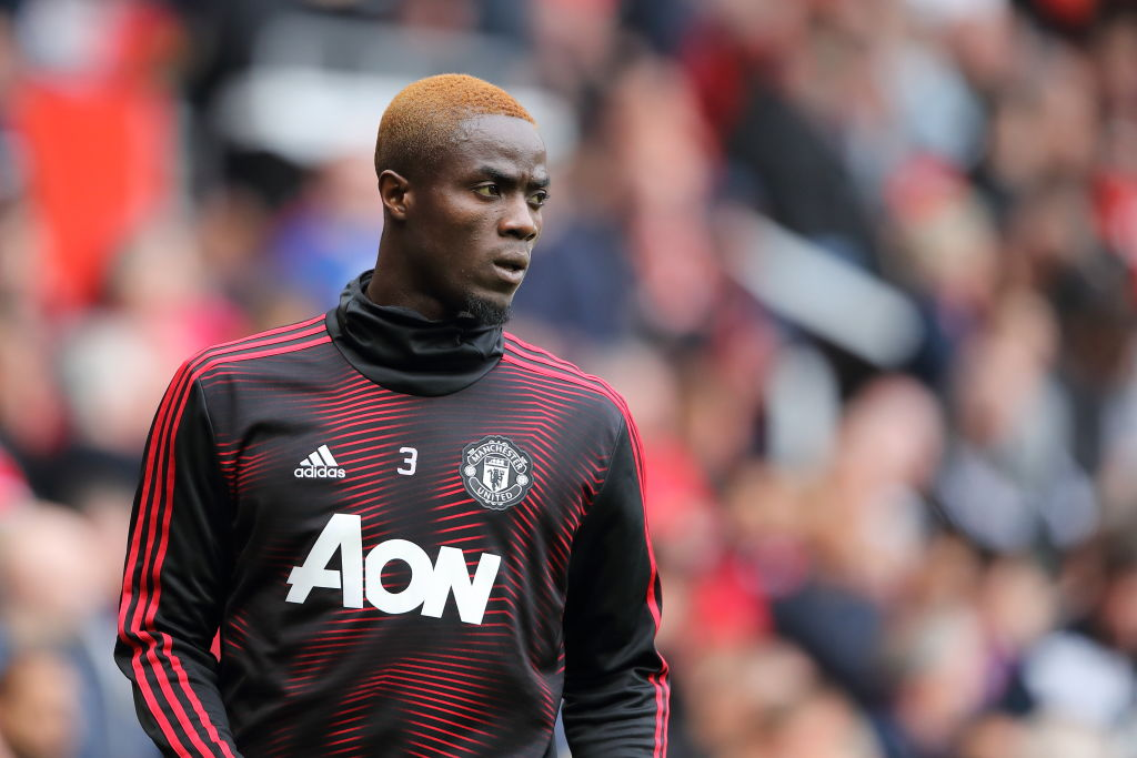 Manchester United open to selling Eric Bailly to Arsenal in £30m deal