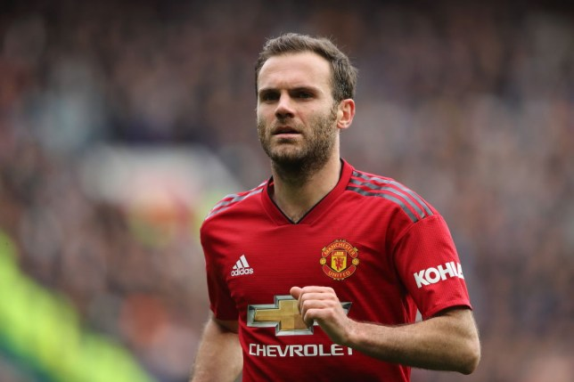 Juan Mata Called Into Ed Woodward's Office After Man Utd's