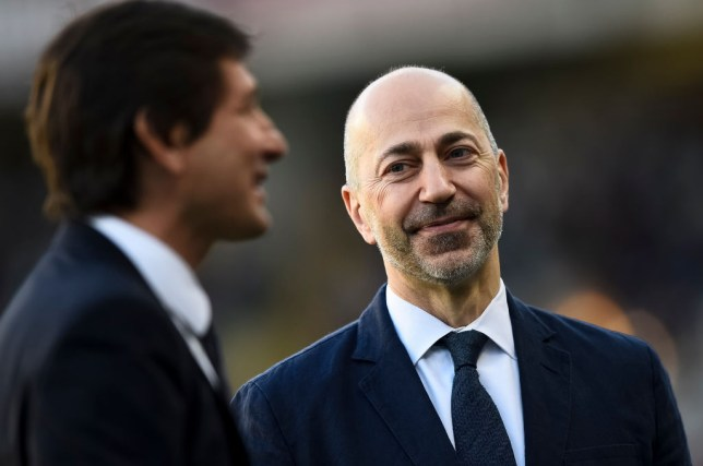 Ivan Gazidis is stepping up his search for Gennaro Gattuso's potential replacement at AC Milan