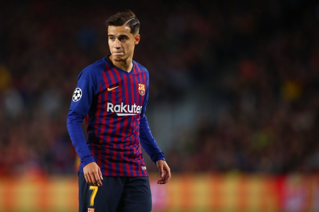 2be2c5b75 Jamie Carragher admits he would take Barcelona flop Philippe Coutinho back  at Liverpool