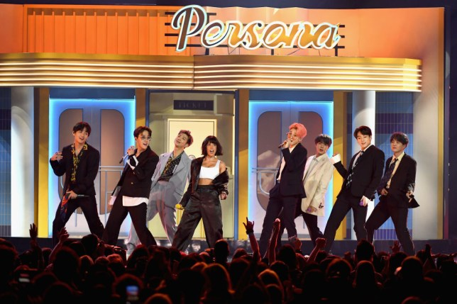 Billboard Music Awards: BTS has the most fun performing with Halsey