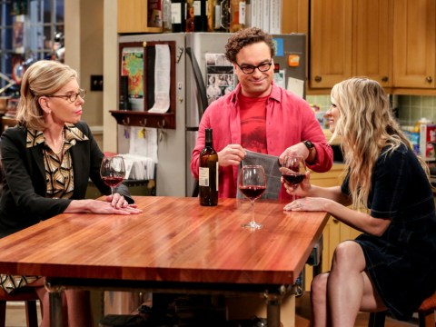 The Big Bang Theory final season: 'Proud' Johnny Galecki shares look at Leonard's mother's return in penultimate episode