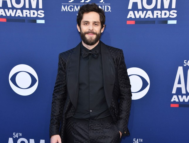 country singer thomas rhett defends lil nas x over old town road debate metro news. Black Bedroom Furniture Sets. Home Design Ideas