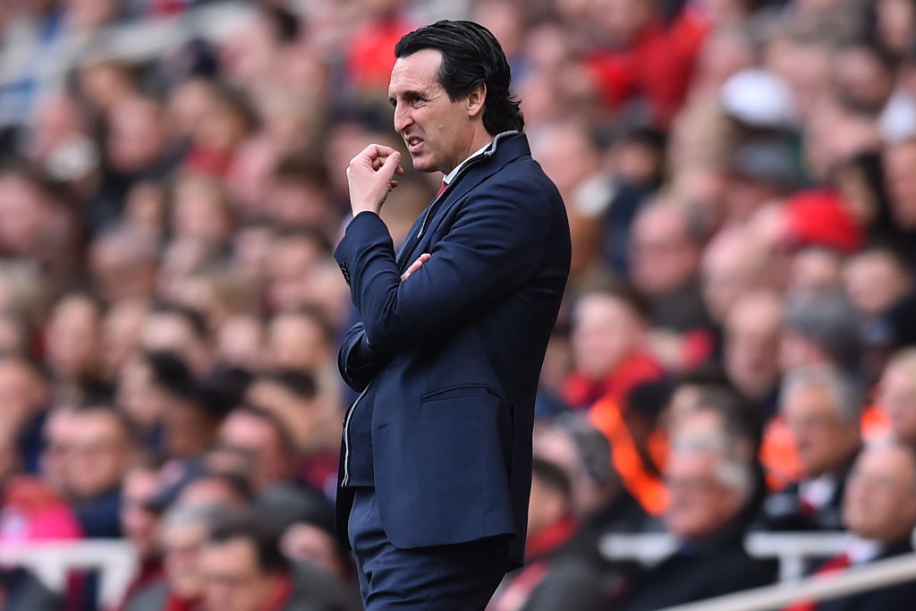 Arsenal boss Unai Emery pays tribute to Brighton defence after draw