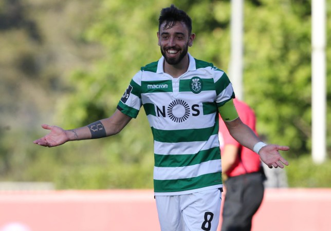 Bruno Fernandes has been heavily linked with Manchester United