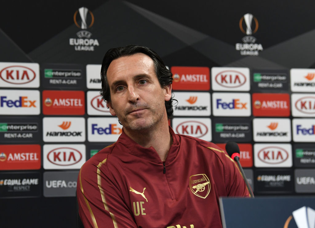 Arsenal manager Unai Emery told to sell Mesut Ozil and Shkodran Mustafi and sign four defenders
