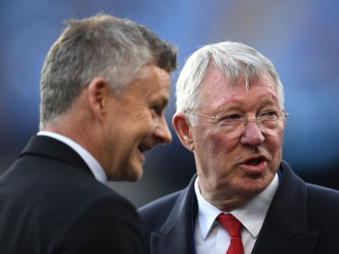 What Sir Alex Ferguson said to Ole Gunnar Solskjaer after embarrassing Cardiff defeat