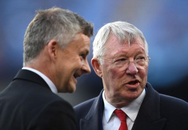 Ole Gunnar SSolskjaer spoke with Sir Alex Ferguson following Manchester United's defeat