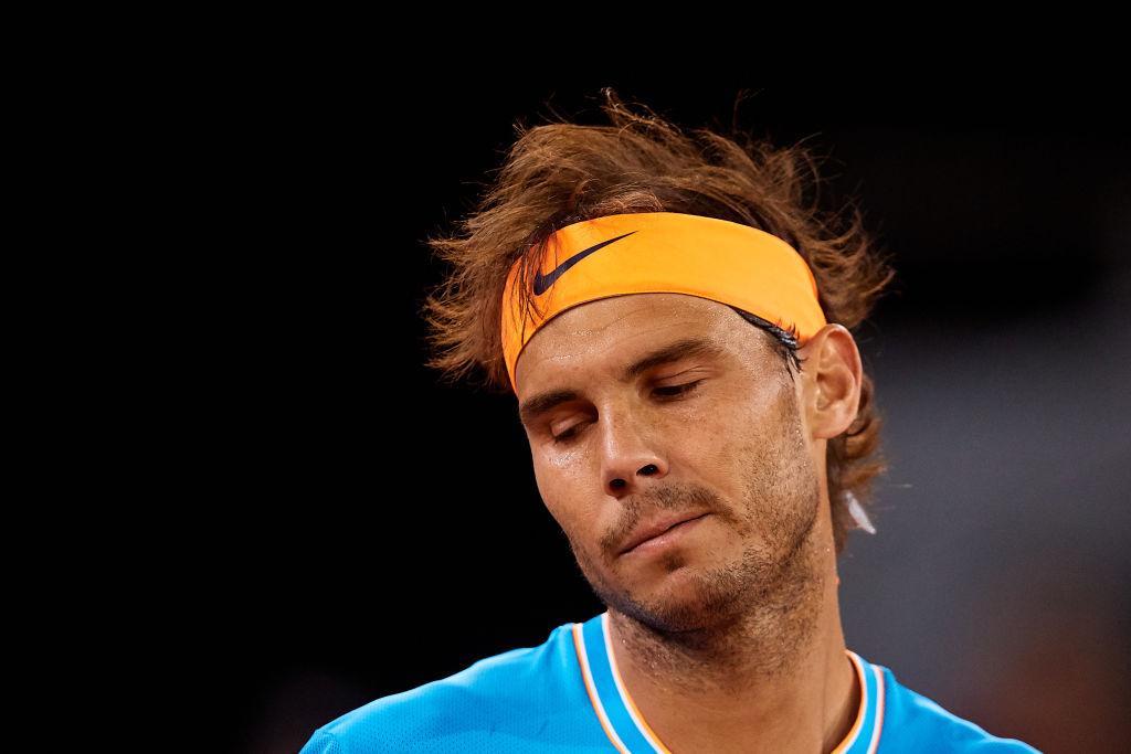 Rafael Nadal out as Stefanos Tsitsipas sets up Novak Djokovic final in Madrid