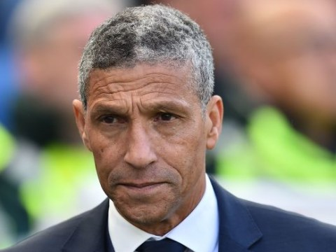 Chris Hughton sacked by Brighton and Hove Albion despite securing Premier League survival