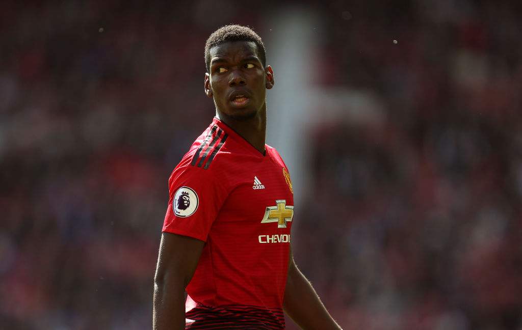 Patrice Evra tells Paul Pogba he should confront three Man United players