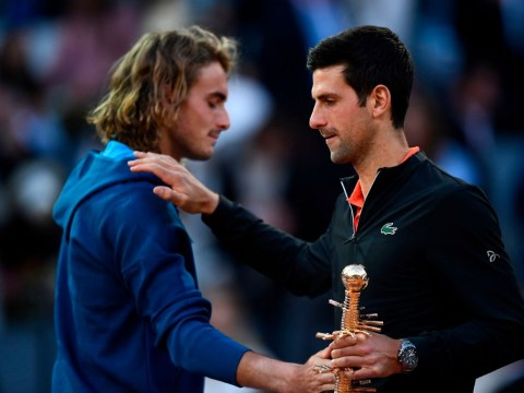 Fatigued Stefanos Tsitsipas explains why he couldn't back up Rafael Nadal win against Novak Djokovic