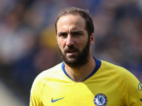 Chelsea make a decision over Juventus loanee Gonzalo Higuain's future