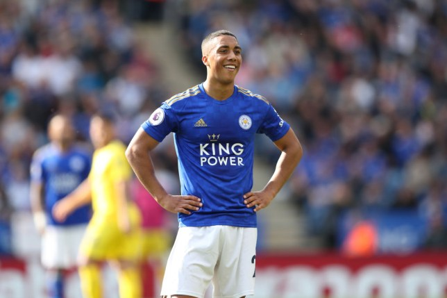 Youri Tielemans is wanted by a host of clubs this summer