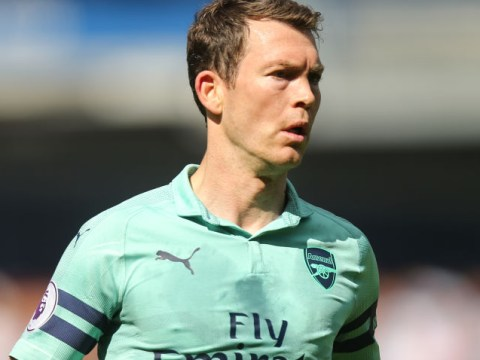 Stephan Lichtsteiner confirms plans to leave Arsenal this summer