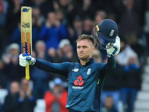 England batsman Jason Roy compared to Australia legend Adam Gilchrist after stunning Pakistan ton