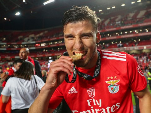 Manchester United turn attention to Benfica's Ruben Dias after Kalidou Koulibaly failure