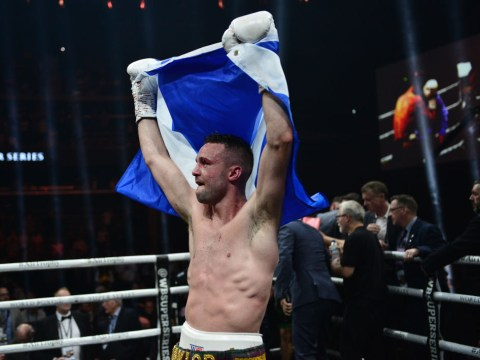 Scotland's Josh Taylor becomes IBF super-lightweight champion with victory over Ivan Baranchyk