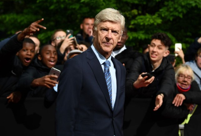 Arsene Wenger speaks out on Arsenal's Europa League final issues in Baku