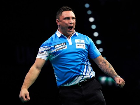 Gerwyn Price explains why Daryl Gurney was irate during Premier League Darts incident in Sheffield