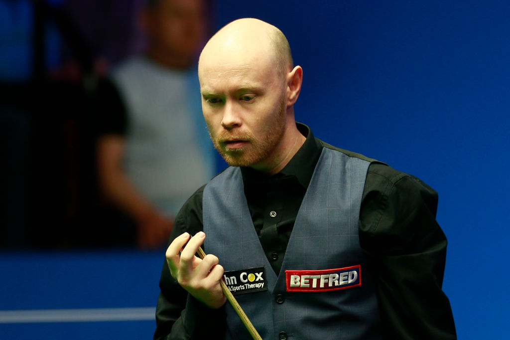 Gary Wilson has 'got to be favourite' for Snooker World Championship, says Ali Carter