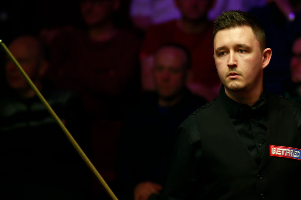 Ronnie O'Sullivan believes Kyren Wilson cannot compete with snooker's elite for one reason