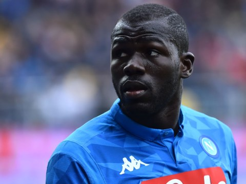 Manchester City prepared to submit £85m bid for Manchester United target Kalidou Koulibaly
