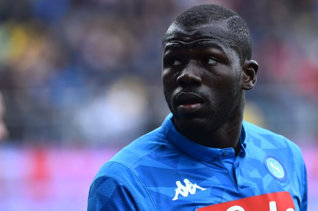 Manchester United are willing to break a world record to sign Kalidou Koulibaly