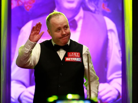 John Higgins is alive and well despite TERRIFYING video of World Championship 'death'