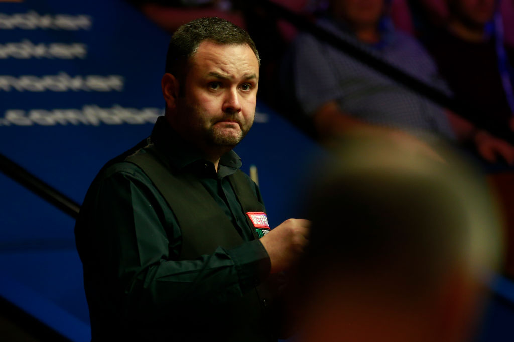 Stephen Maguire risks fine by describing his World Championship performance as 's***'