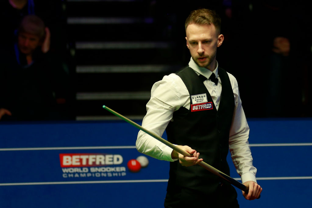Judd Trump explains why 'everything leads to a John Higgins win' in Snooker World Championship final