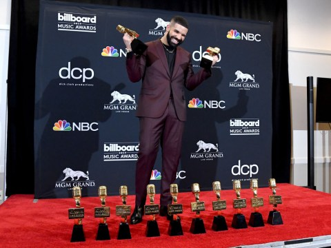 Drake makes history at the Billboard Music Awards 2019 because he basically won everything
