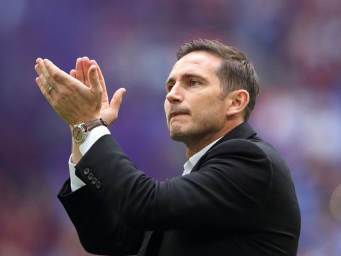 Frank Lampard responds to Chelsea speculation after Derby County's Championship play-off final defeat