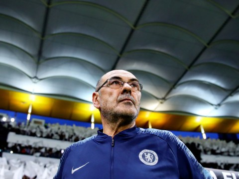 Maurizio Sarri annoyed with Chelsea as Marina Granovskaia plays hardball with Juventus