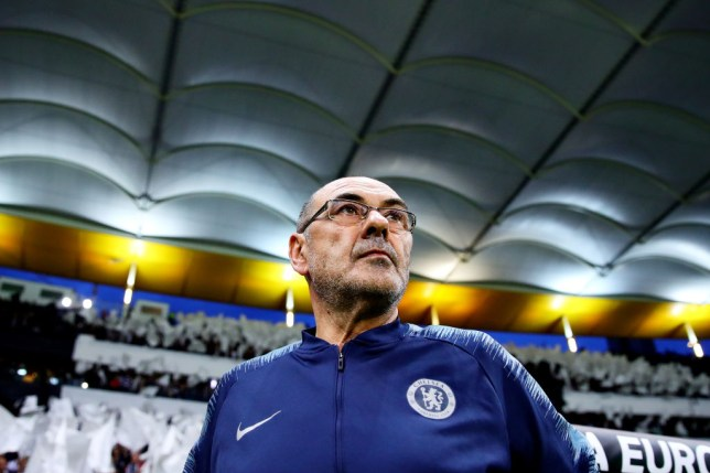 Chelsea board decide replacement for Maurizio Sarri as they prepare to axe Italian