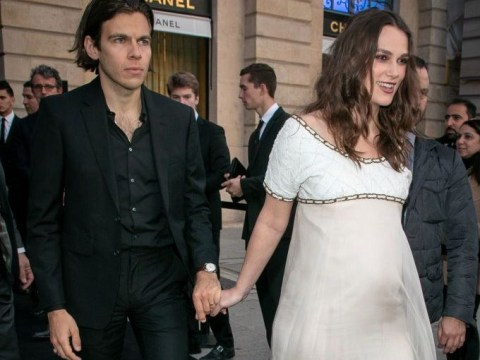 Keira Knightley is expecting baby number two with husband James Righton