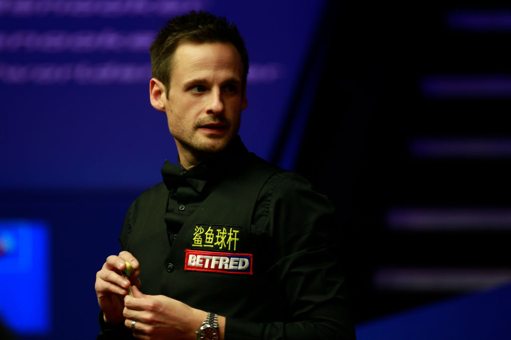 Snooker World Championship semi-final delayed as audience member shouts at the referee