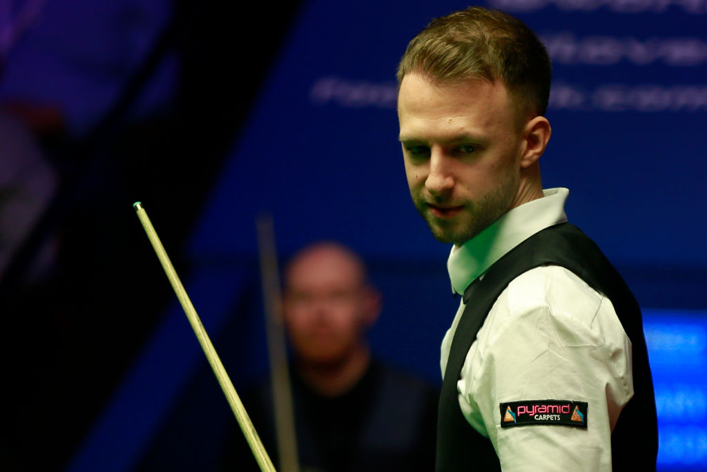 Judd Trump and John Higgins explain how everything has changed since their 2011 Snooker World Championship final