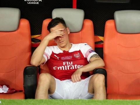 Eidur Gudjohnsen tears into 'embarrassing' Mesut Ozil after Europa League final defeat