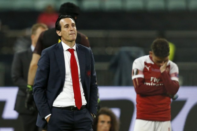Unai Emery speaks out on Arsenal's transfer plan after