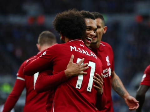 Liverpool assist machines help set Premier League record during Newcastle United clash