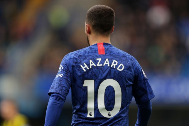 big sale f06b5 14b6e Chelsea news: Callum Hudson-Odoi asks for Eden Hazard's No ...
