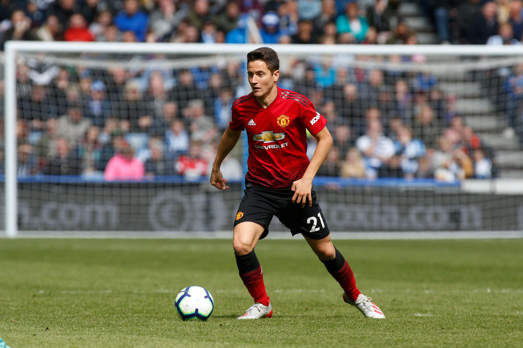 Ander Herrera is reportedly close to joining PSG from Manchester United