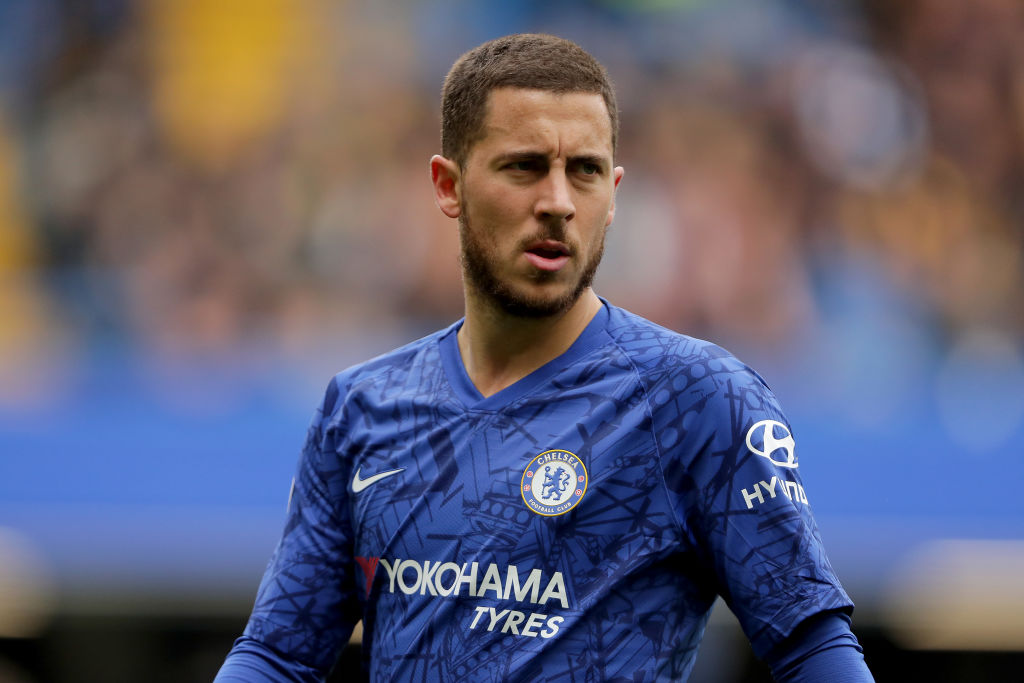 Chelsea to allow Eden Hazard to join Real Madrid even if they are handed transfer ban