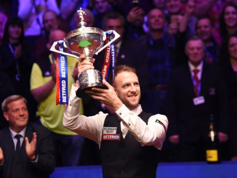 Judd Trump's first match since winning Snooker World Championship set for August