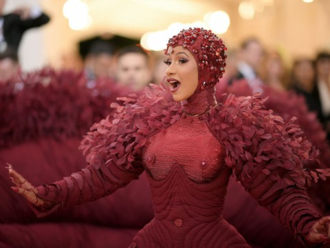 Cardi B's makeup artist shares all the details of her 2019 Met Gala look