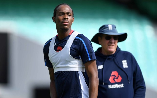 Jofra Archer has been backed to force his way into England's Test team