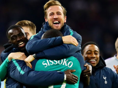 Harry Kane hopes to be fit for Champions League final against Liverpool