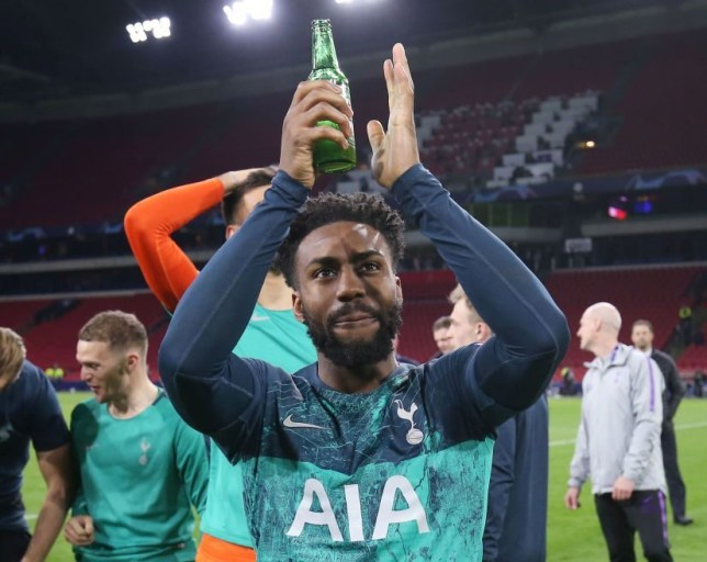 Danny Rose hits back at Ruud Gullit after Tottenham's incredible victory over Ajax